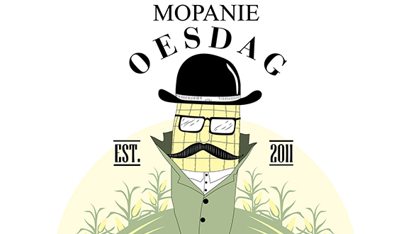 Oesdag totally encapsulates the unique Mopanie experience, steeped in a farmlike...
