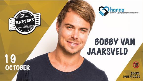 Bobby van Jaarsveld Fondsinsameling