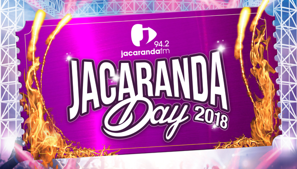 Jacaranda FM brings you the Hottest ticket in town for 2018, Jacaranda Day. You ...