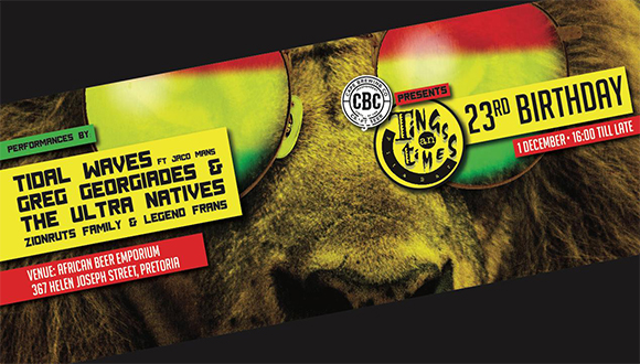 ZOP!!! Tings Family!We invite you to celebrate our 23rd Birthday at African Beer...