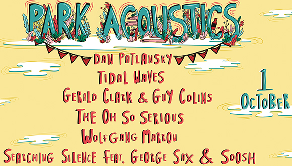Park Acoustics in association with Southern Comfort and GauFest proudly presents...