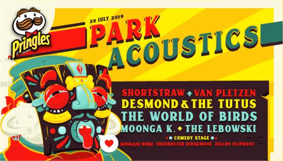Park Acoustics in partnership with Pringles proudly presents the an indie all st...