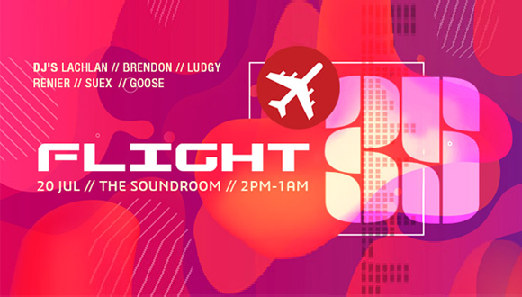 * Flight 20 July 2019 ** The Sound Room ** The best in uplifting trance** Limite...