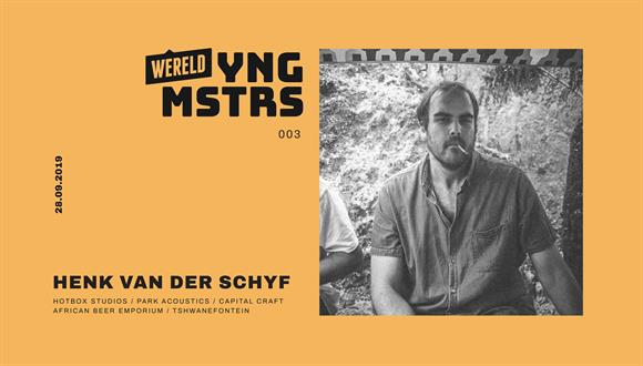Henk van der Schyf is an entrepreneur based in Pretoria. His passion for music a...
