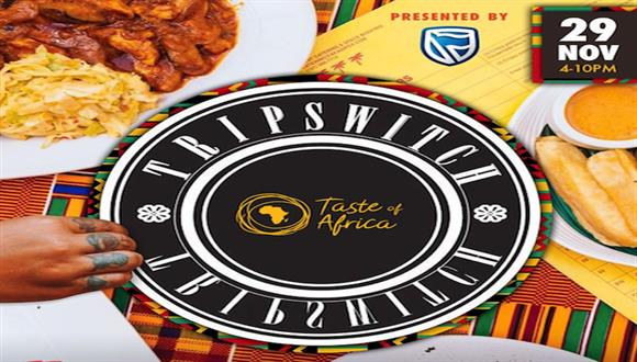 A celebration of African culture through food and music on Friday 29 November fr...