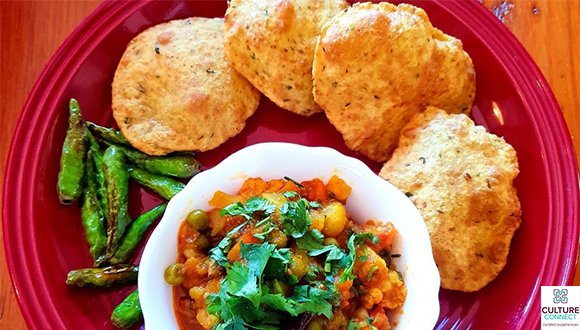 Learn about cooking delicious Indian food in an easy and enjoyable way with Riya...