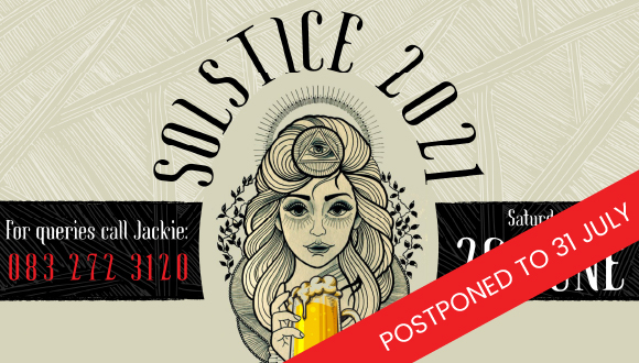We are celebrating 15 years of Solstice at The Ale House in Broederstroom on 31 ...