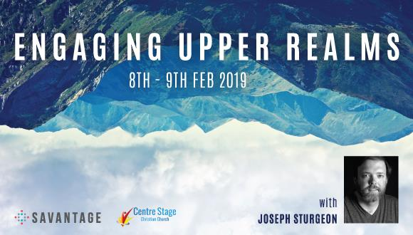 Engaging Upper Realms with Joseph Sturgeon