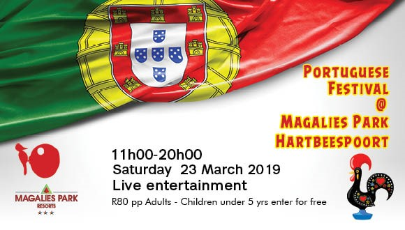 Portuguese Festival 2019 will be the third Portuguese Festival held by Magalies ...