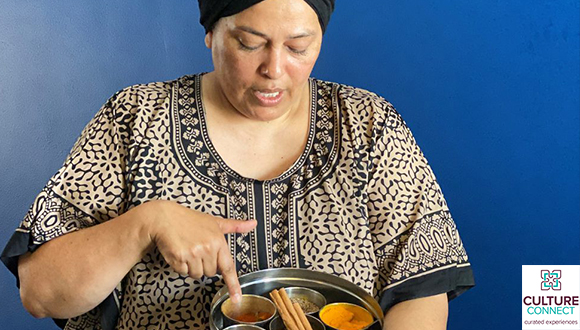 Be inspired and enjoy Fayruza Abrahams' cooking, tips and stories. She'll show u...