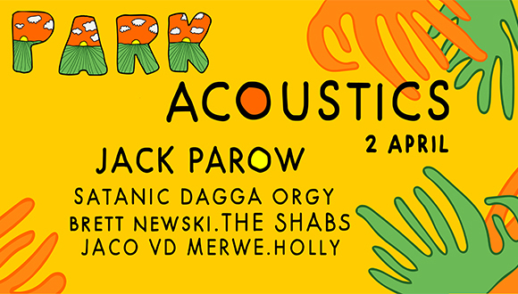 Welcome to the third instalment of Park Acoustics for the year. We've got a bad ...