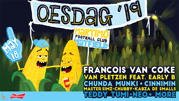 Attention Ladies and Gentlemen!! The 9th annual Mopanie Oesdag / Harvest Day is ...
