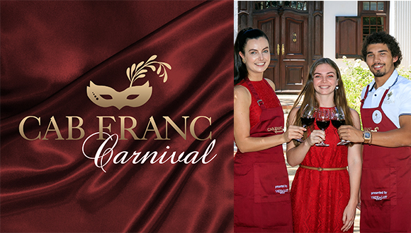 The 2020 Cabernet Franc Carnival moves to a new venue this year and will take pl...