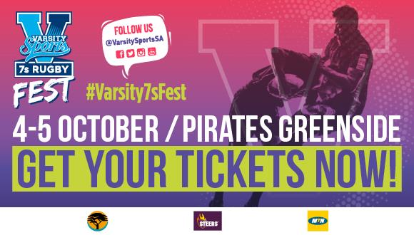 SA's biggest and best Varsity 7s Rugby festival returns to Gauteng this October....
