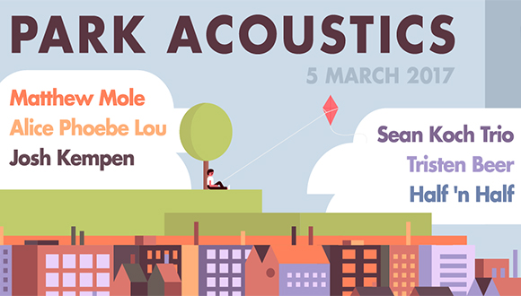 Welcome to the second installment of Park Acoustics for the year. We've got a ro...