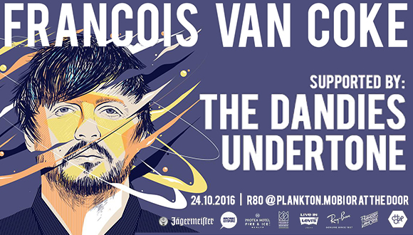 Francois van Coke live at Arcade Empire!▂▂▂▂▂▂▂▂▂★ MAIN STAGE: ★▔▔▔▔▔▔▔▔▔20:00 -...