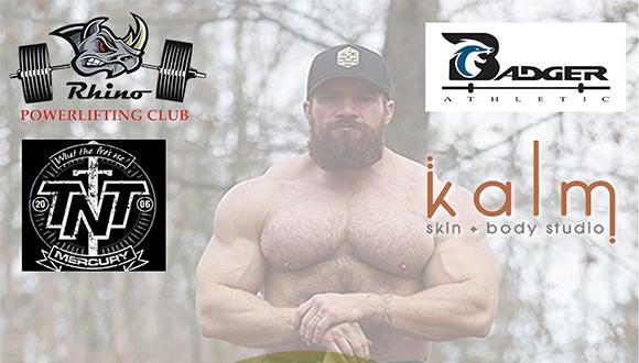Rhino Powerlifting Club Push/Pull Strongman/Powerlifting Competition18 April 202...