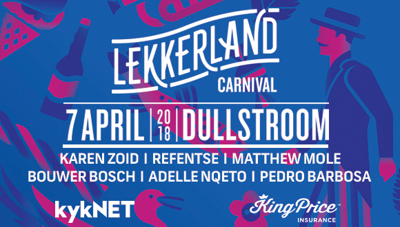 Brought to you by King Price the second Lekkerland Carnival is gearing up for wh...