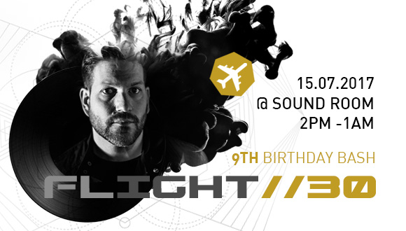 * Flight's 9th birthday party ** FEATURING INTERNATIONAL GUEST DAN STONE! ** THE...