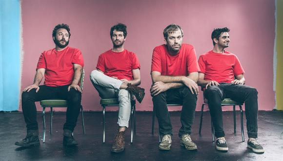 Die Heuwels Fantasties is an Afrikaans Alternative Pop Rock group from Bellville...