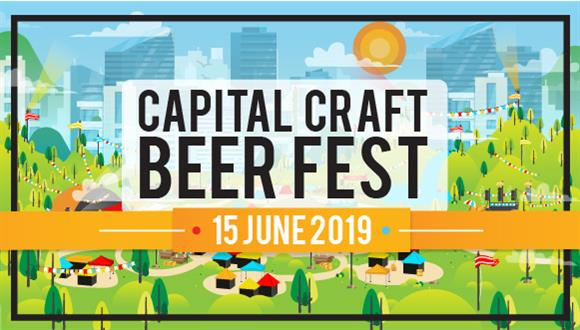 Saturday 15 June 2019 we will be hosting the 7th annual Capital Craft Beer Festi...