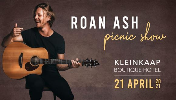 Fresh air, a picnic buffet and music by the talented Roan Ash. What more could y...
