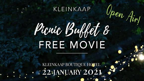 Treat the kids, a friend or a partner to a delicious 3 course picnic buffet and ...