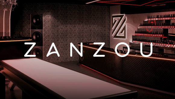 No need to dress up to enjoy classic Zanzou drinks & cocktails. This casual bar ...