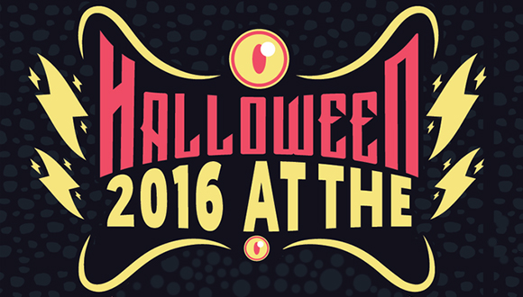 Arcade Empire & Griet proudly present: Halloween 2016, taking place on the 29th ...