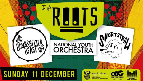 """To the Roots"" in association with the National Lotteries Commission and the Dep..."