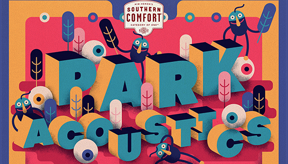 Park Acoustics in association with Southern Comfort proudly presents the final P...