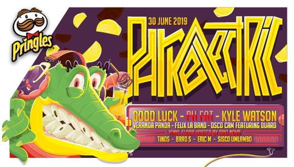 Park Acoustics in partnership with Pringles proudly presents the 2nd edition of ...
