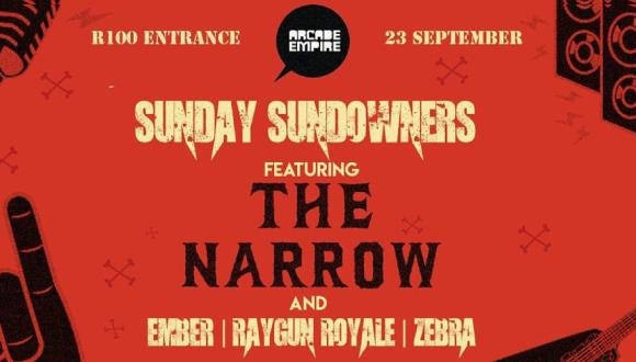 Come join us for a great Acoustic Sunday with The Narrow and these other great S...
