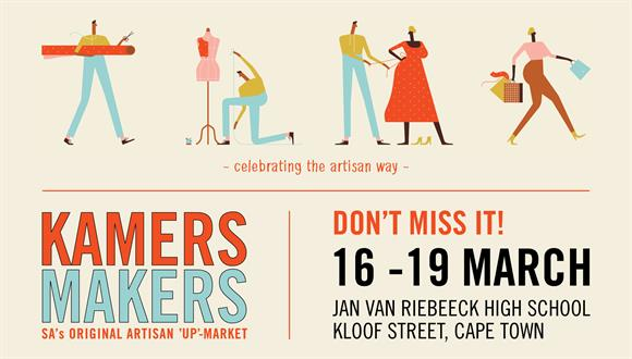 SA's favourite 'up-market' kicks off 2019 in the heart of Cape Town, in the buzz...
