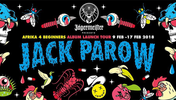 Jack Parow Live  at Arcade Empire.Peformance Time: 11pm