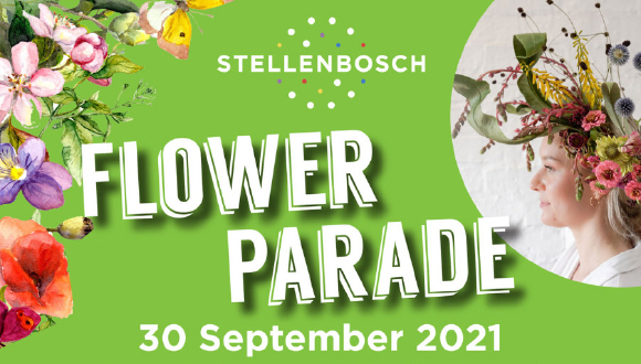 Celebrate spring and the launch of Garden Week Stellenbosch.  For a blooming mar...