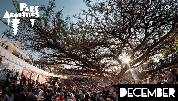 Park Acoustics is a monthly (SPECIFIC DATE STILL TO BE CONFIRMED) outdoor live m...