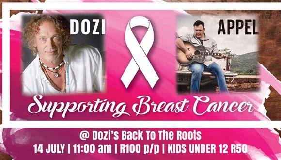 Join us on Saturday the 14th of July at Dozi's Back To The Roots for a fun famil...