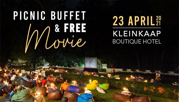 Treat the kids, a friend or a partner to an film under the stars! Tickets includ...