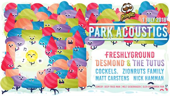 It's a great honor to welcome back the legendary Freshlyground to the Park Acous...