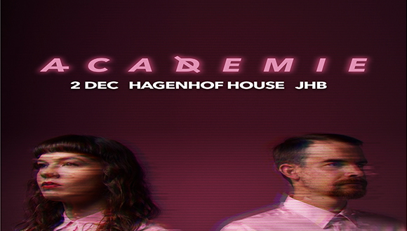 Come and enjoy dream pop pioneers Academie performing an intimate garden show at...