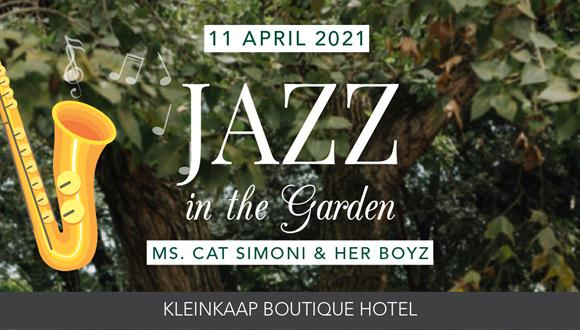 Come join us for a swinging session of JAZZ music with the incredibly talented M...
