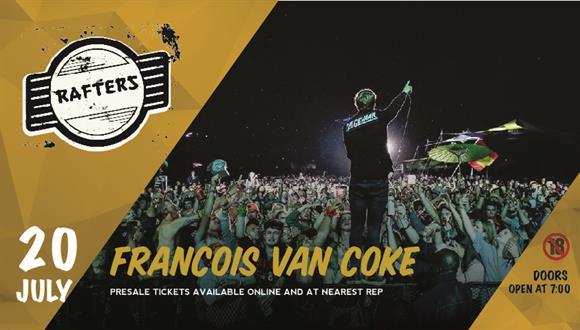 Francois van Coke (*18 September 1980; Brakpan, Transvaal), is 'n Suid-Afrikaans...