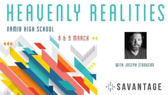 Heavenly Realities with Joseph Sturgeon.