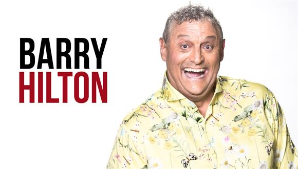 Join us for an evening with Barry Hilton on the 21st of May at 19:30.A complemen...