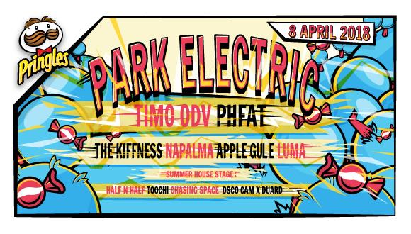Park Acoustics in partnership with Pringles proudly presents Park Electric, a el...