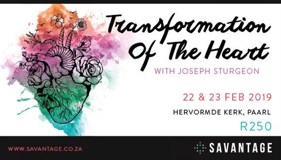 Transformation of the Heart with Joseph Sturgeon22 Feb 19:0023 Feb Session 1: 09...