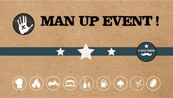 The Ultimate Man Event!Live Entertainment , Bonfires, Poker, Trade stalls and of...