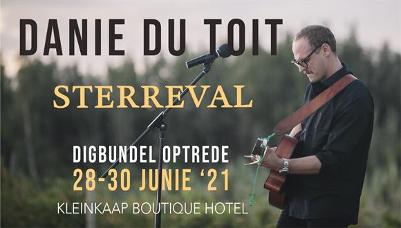 Met songs, stories en 'n vers of twee, stel Danie du Toit sy tweede digbundel be...