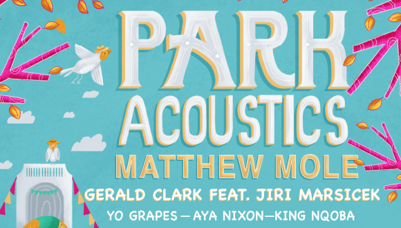 Friends and family, PARK ACOUSTICS IS BACK!!! Join us on the 26th of September f...